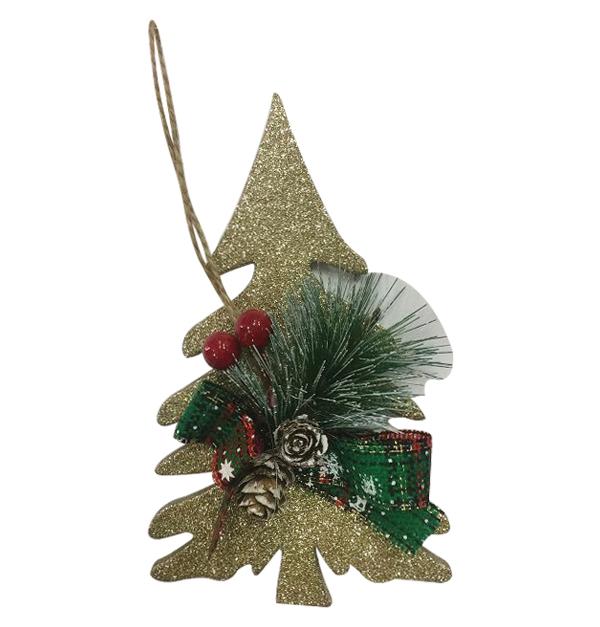 Χριστουγεννιάτικο κρεμαστο δεντράκι