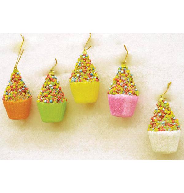 Κρεμαστό cupcake