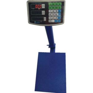 Ηλεκτρική επιδαπέδια ζυγαριά 150kg [00101446]