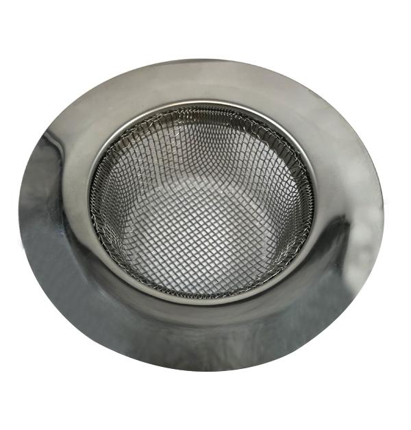 Μεταλλικό φίλτρο απορριμάτων νεροχύτη Φ9cm