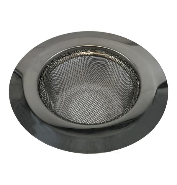 Μεταλλικό φίλτρο απορριμάτων νεροχύτη Φ11,5cm