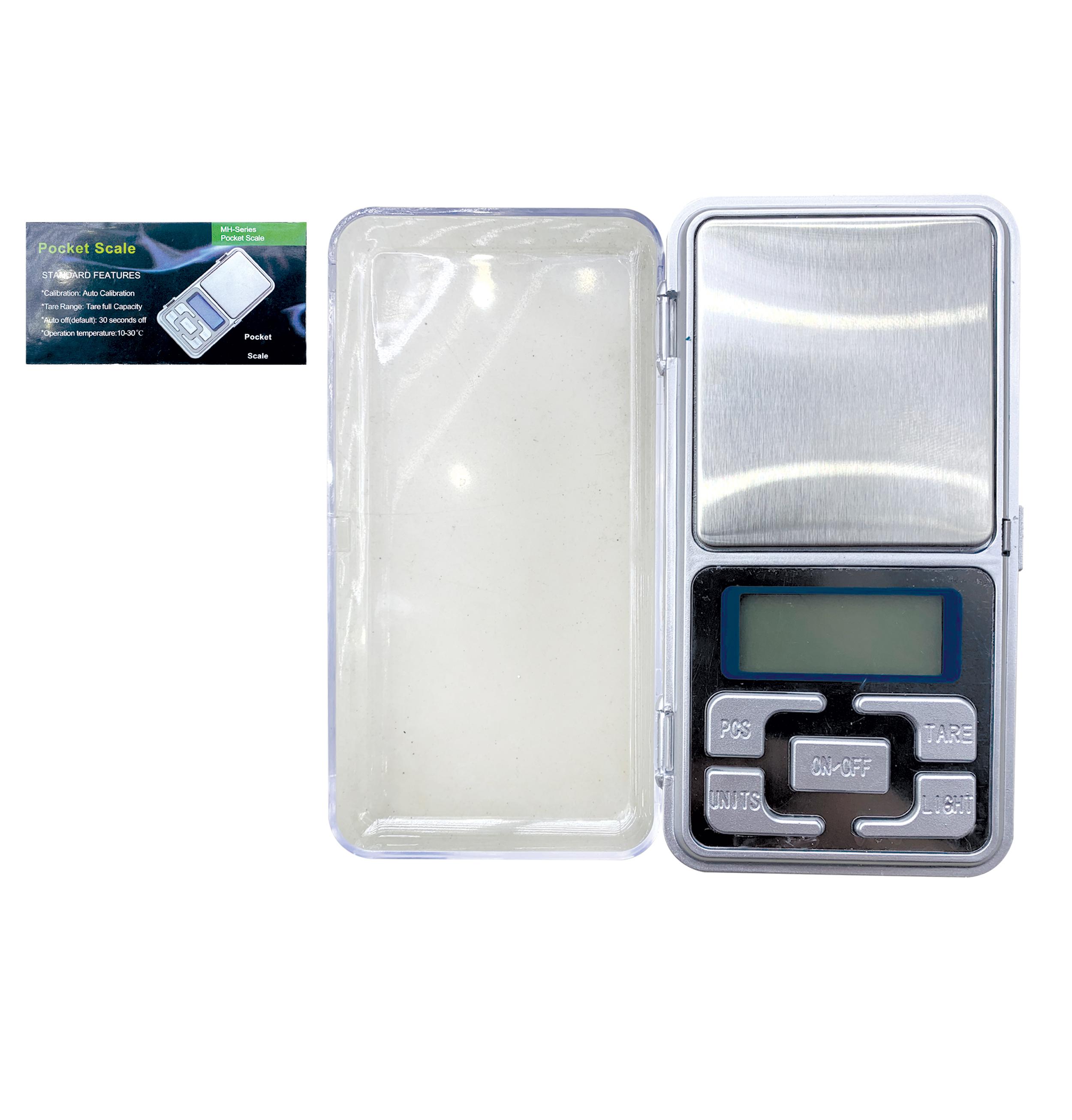 Ηλεκτρονική ζυγαριά τσέπης