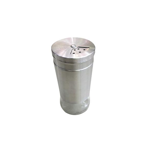 Βαζάκι μπαχαρικών inox  11 x 5,5cm