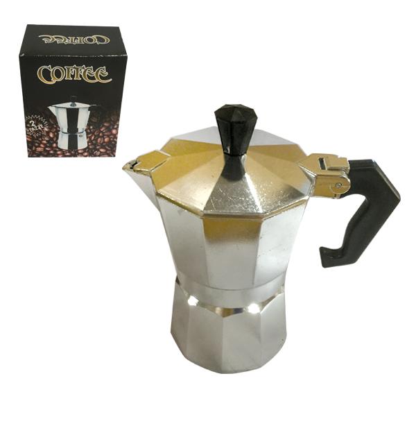 Καφετιέρα εσπρέσο για 2 espresso