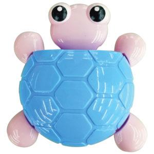 Αναρτώμενη παιδική θήκη για οδοντόβουρτσες σε σχήμα χελώνας [00402506]
