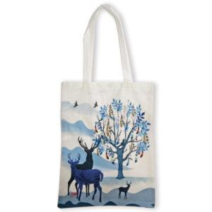 Τσάντα αγορών 100% polyester [00402524]