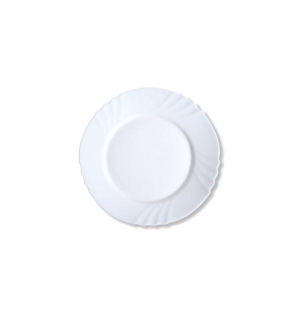 Στρογγυλό πιάτο φρούτου οπαλίνα 20 cm [00204003]
