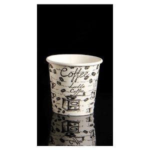 Σετ 50 χάρτινα ποτήρια 4oz - 100ml [70101790]