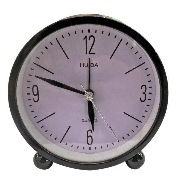 Στρογγυλό ξυπνητήρι 10cm