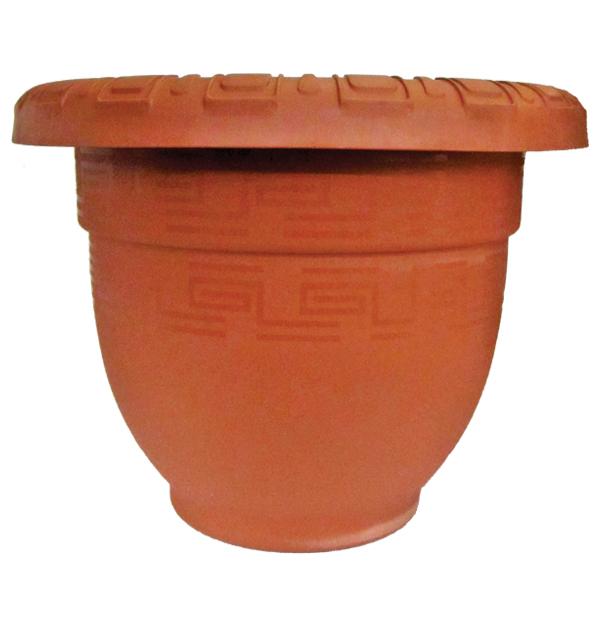 Πλαστική γλάστρα Νο 6 - Φ30cm