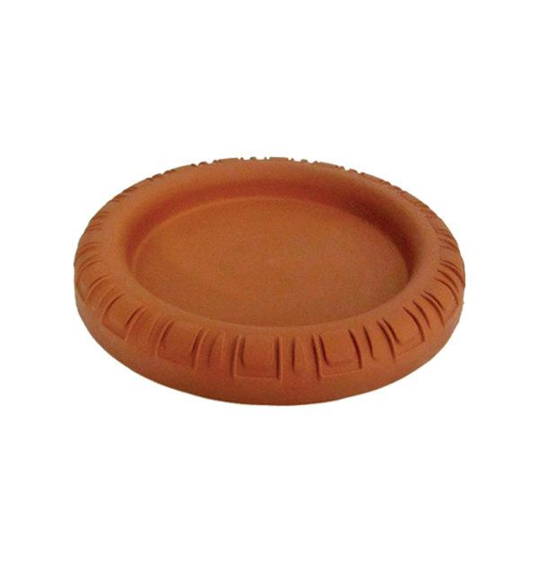 Πλαστικό πιατάκι γλάστρας Νο 5 - Φ17,5cm [70201014]