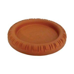 Πλαστικό πιατάκι γλάστρας Νο 8 - Φ25,5cm [70201016]