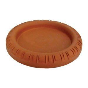 Πλαστικό πιατάκι γλάστρας Νο 4 - Φ14,5cm [70201086]