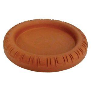 Πλαστικό πιατάκι γλάστρας Νο 6 - Φ21,5cm [70201087]