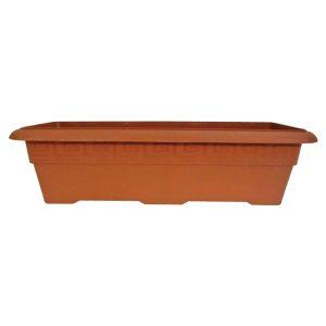 Πλαστική ζαρντινιέρα Νο 1 - 70,6cm [70201089]