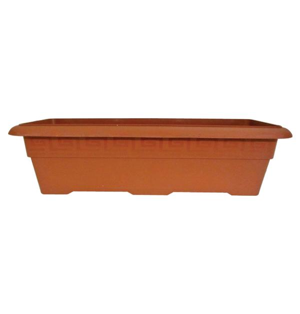 Πλαστική ζαρντινιέρα Νο 1 - 70,6cm