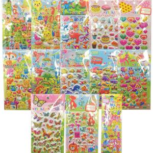 Καρτέλα με παιδικά αυτοκόλλητα [10501581]