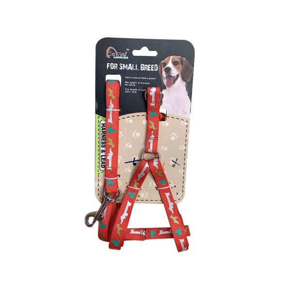 Λουρί - σαμάρι σκύλου 1,5 x 120 εκ