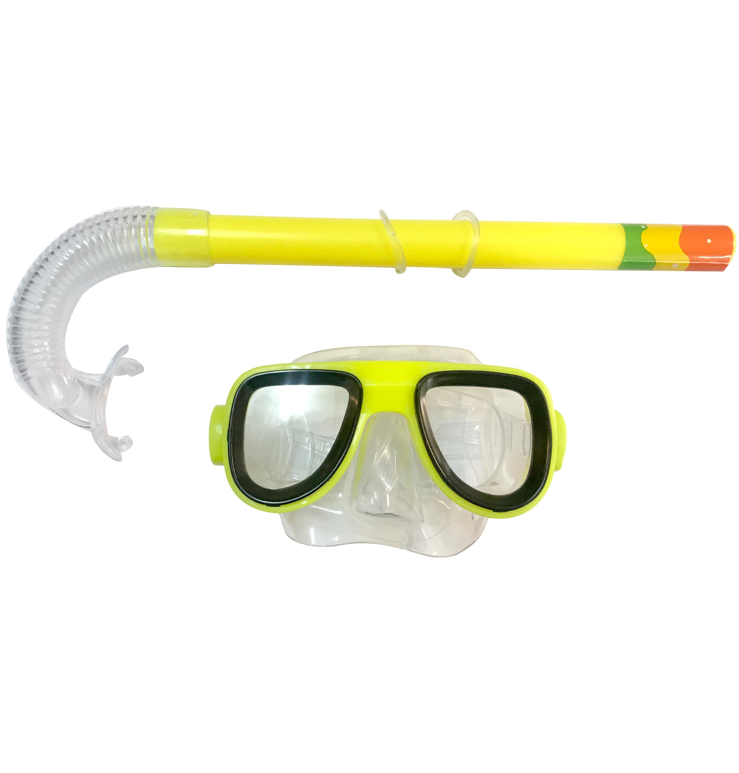 Παιδική μάσκα θαλάσσης με αναπνευστήρα