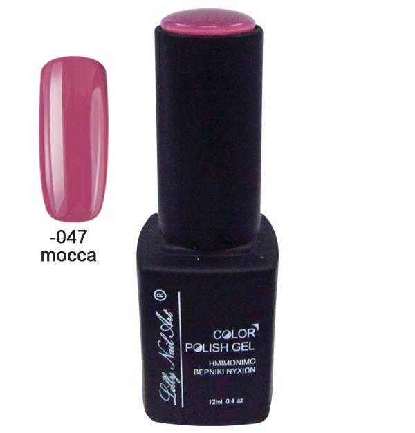 Ημιμόνιμο τριφασικό μανό 12ml - Mocca