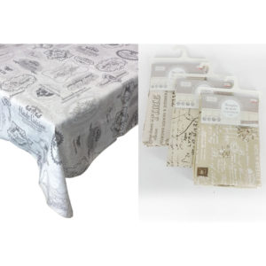 Τραπεζομάντηλο 140x140 cm - 100% πολυέστερ (polyester) [70602858]