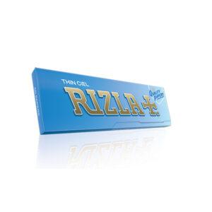 Χαρτάκια Rizla στριφτών τσιγάρων γαλάζια συσκευασία 50 τεμαχίων