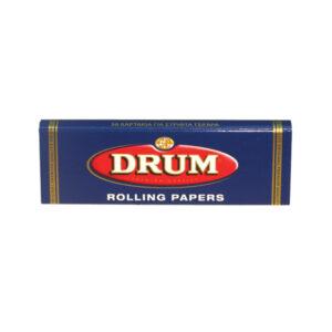 Χαρτάκια στριφτών τσιγάρων Drum