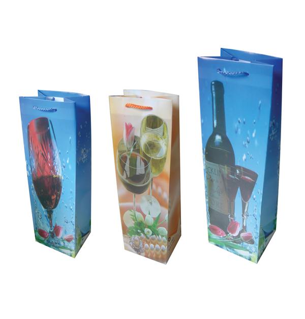 Πλαστική σακούλα μπουκαλιών
