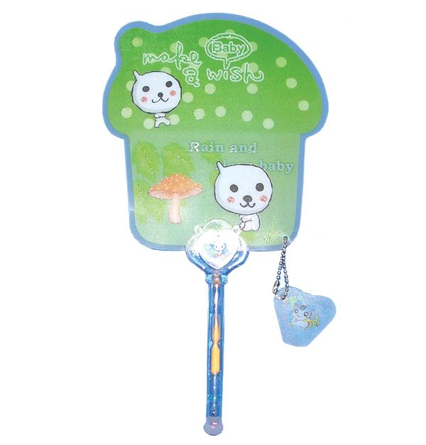 Παιδική πλαστική βεντάλια