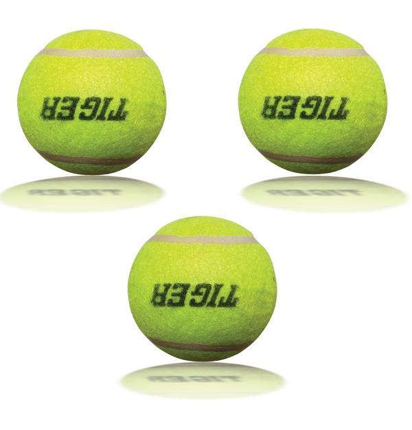 Σετ 3 μπαλάκια τένις