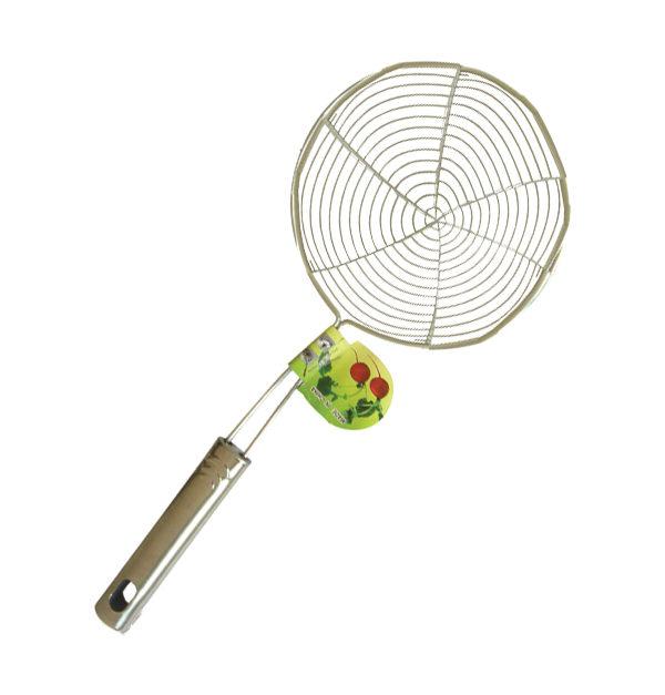 Διάτρητη κουτάλα τηγανιού 18cm [00101098]