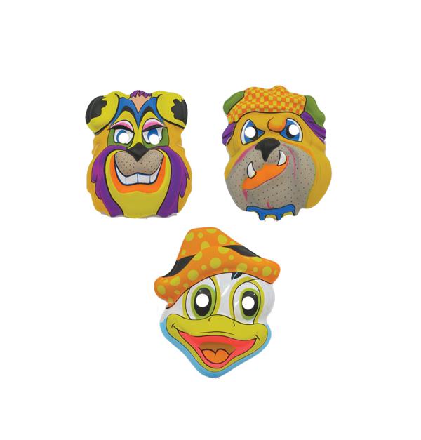 Μάσκες αποκριάτικες παιδικές