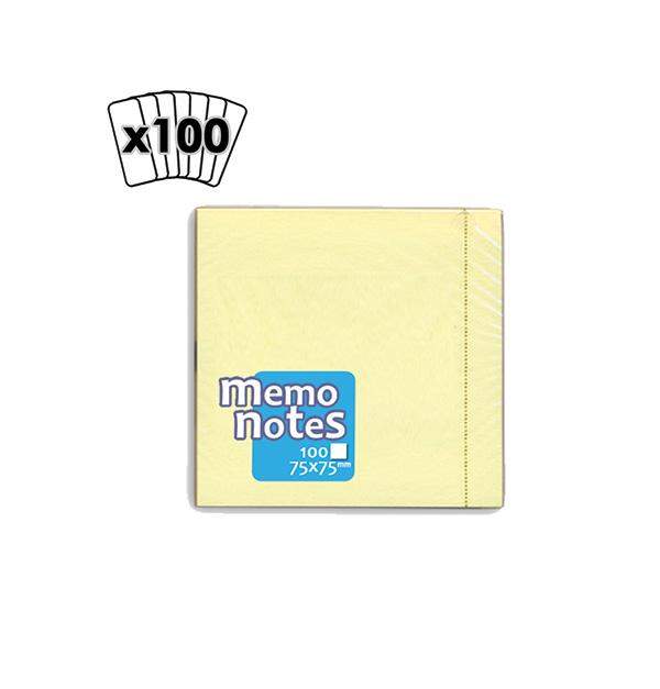 Αυτοκόλλητα χαρτάκια Memmo Φ.100