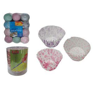 Σετ 150 χαρτάκια cupcake [00101252]