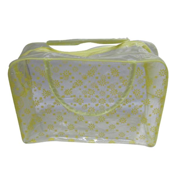 Ημιδιάφανο πλαστικό νεσεσέρ για καλλυντικά