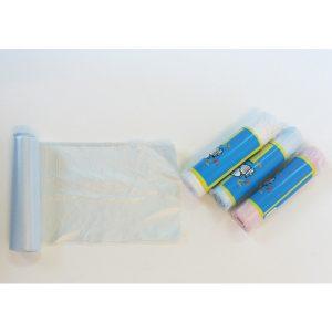 Σετ 20 σακούλες σκουπιδιών μίνι για καλαθάκια σε ρολλό [70101393]