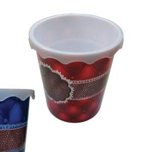 Πλαστικός κάδος απορριμάτων 27cm [00304085]