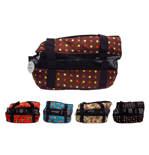Τσάντα μεταφοράς σκύλου