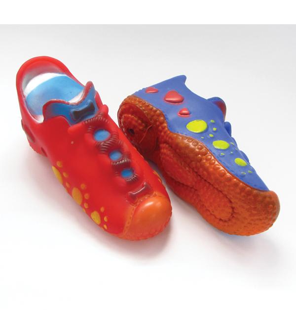 Παιχνίδι σκύλου λαστιχένιο αθλητικό παπούτσι