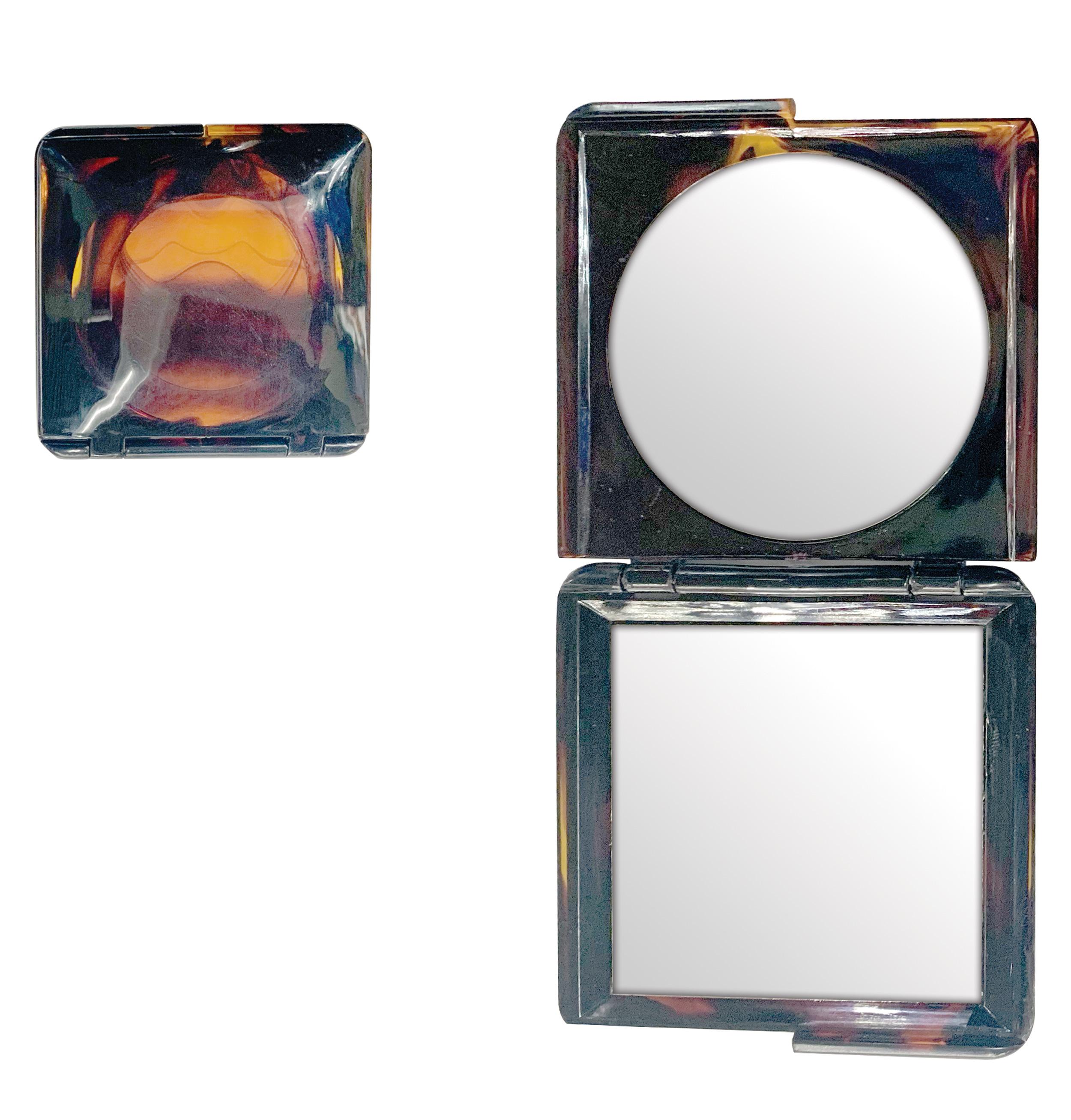 Καθρεφτάκι τσάντας 7x7cm