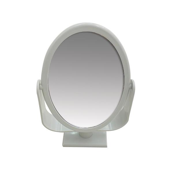 Καθρέφτης οβάλ επιτραπέζιος  22 x 14,5cm
