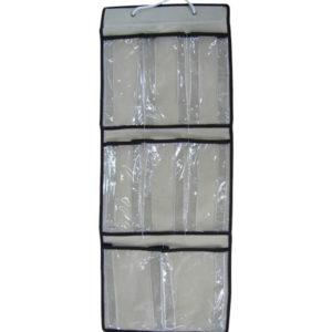 Κρεμαστή θήκη ντουλάπας 8 θέσεων [00402193]