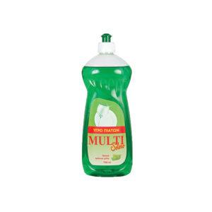 Υγρό πιάτων Solero Multi 750ml πράσινο μήλο