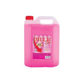 Υγρό γενικού καθαρισμού Solero Multi 4lt κεράσι [40605037]