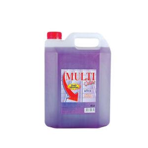 Υγρό γενικού καθαρισμού Solero Multi 4lt λεβάντα [40605038]