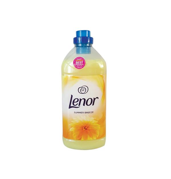 Μαλακτικό ρούχων Lenor 1.800ml (60pd) summer breeze