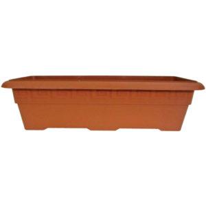 Πλαστική ζαρντινιέρα Νο 2 - 76,6cm [70201011]