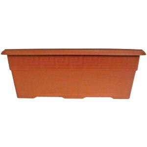 Πλαστική ζαρντινιέρα Νο 3 - 92,5cm [70201012]