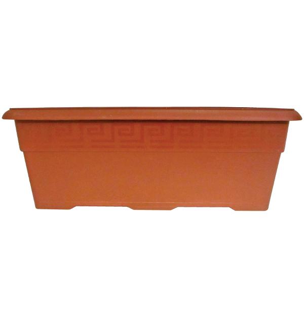 Πλαστική ζαρντινιέρα Νο 3 - 92,5cm