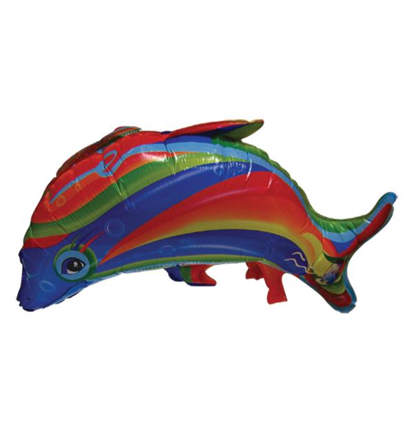 Μπαλόνι foil δελφίνι